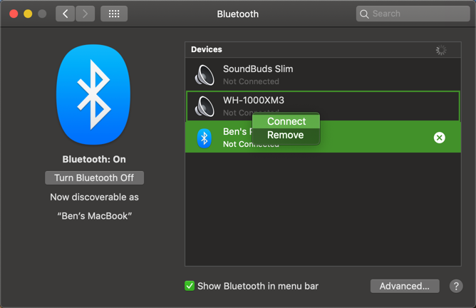 Cómo Activar Bluetooth en tu Mac y Emparejar Nuevos Dispositivos