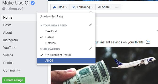 Cómo Desactivar las Notificaciones en Directo de Facebook en Cualquier Plataforma