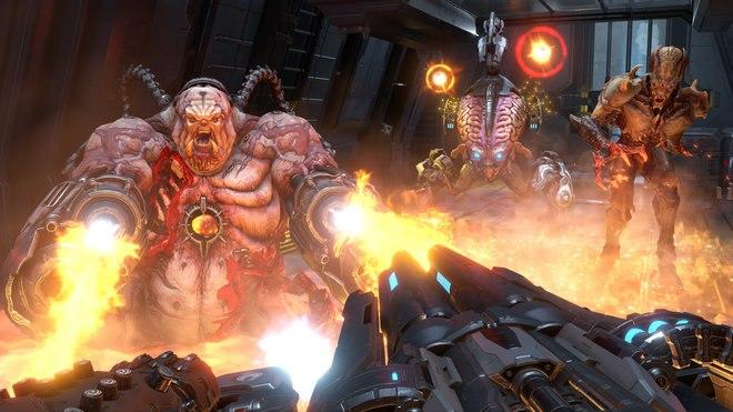 Revisión inicial de Doom Eternal El más magnífico y más glorioso Doom hasta ahora